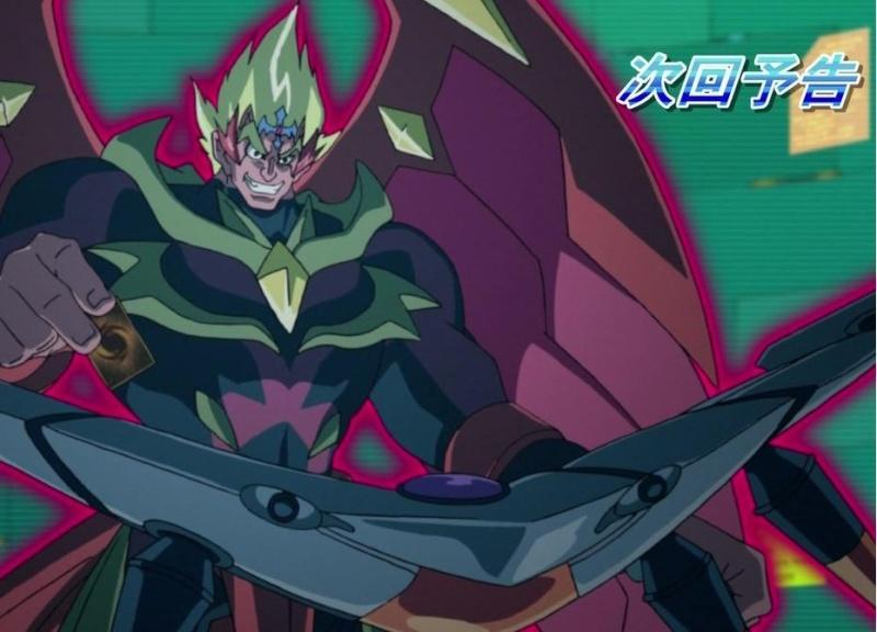 Yu-Gi-Oh! ZEXAL - Episode 71 A211