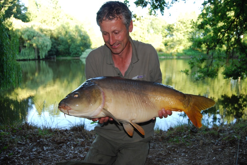 Steve Abbotts French carp 41710