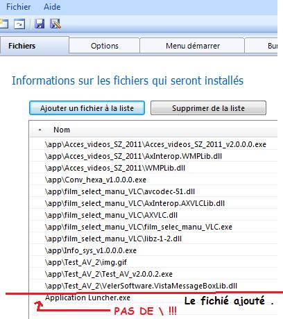 2012 - Rapporter les bugs et erreurs dans SoftwareZator Sz13