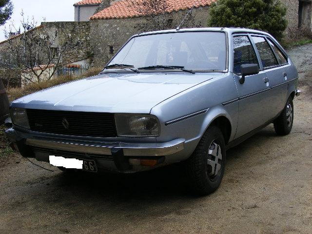 Vends Renault 20 LS 2010_110