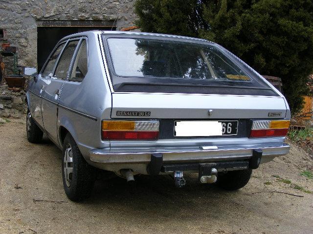 Vends Renault 20 LS 2010_111