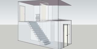 cage d'escalier 116