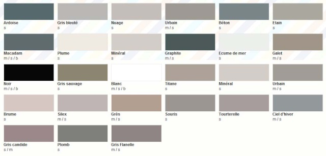 Nuancier Colours Castorama Gris_e11