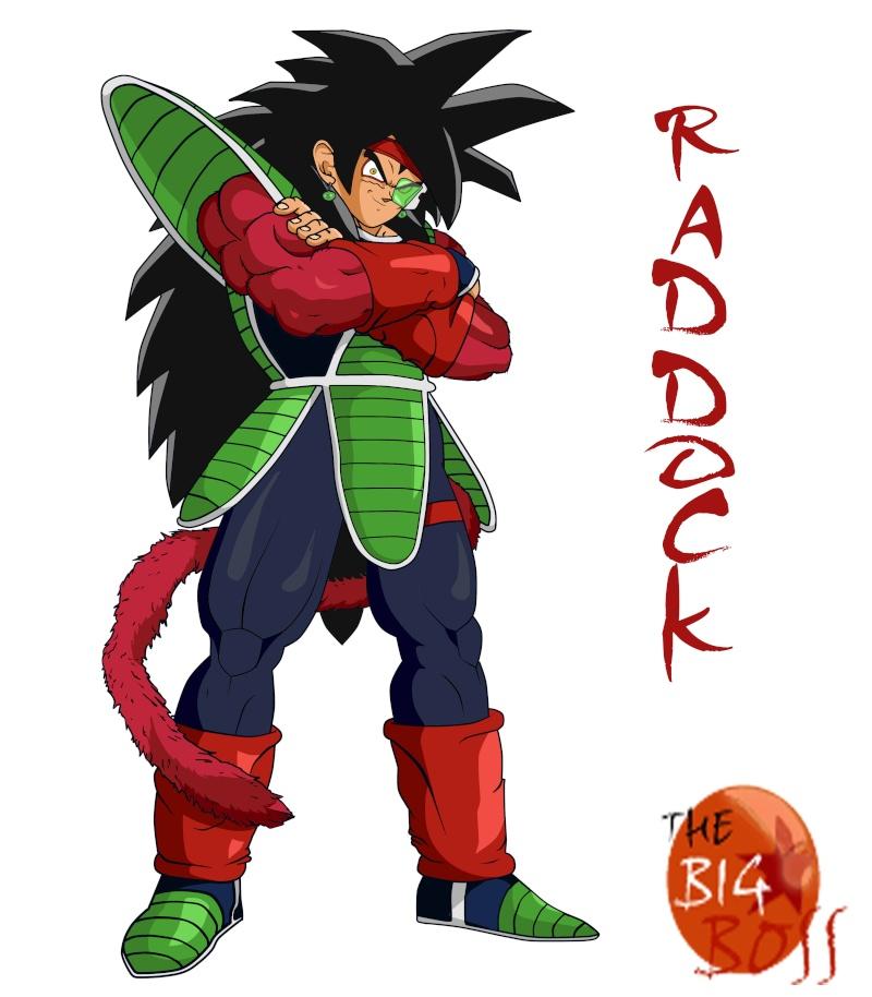 Mis Dibujos Dragon Ball Raddoc11