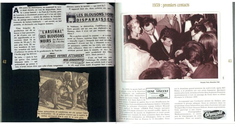 LIVRE : GENE VINCENT Gloire et Tribulations d'un Rocker en France et dans les pays francophones Gene0011