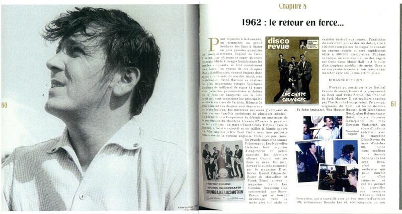 LIVRE : GENE VINCENT Gloire et Tribulations d'un Rocker en France et dans les pays francophones Gene0012