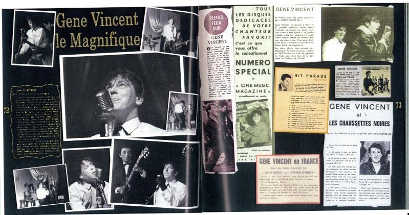LIVRE : GENE VINCENT Gloire et Tribulations d'un Rocker en France et dans les pays francophones Gene0013