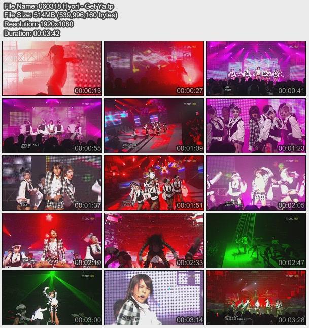 [060318] Hyori - Get Ya [514M/tp] 06031810