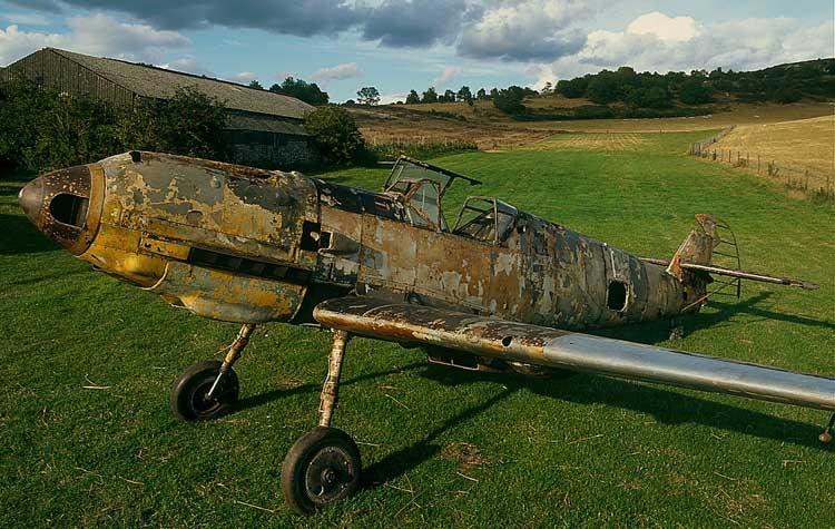 Des trouvailles comme ça Bf110