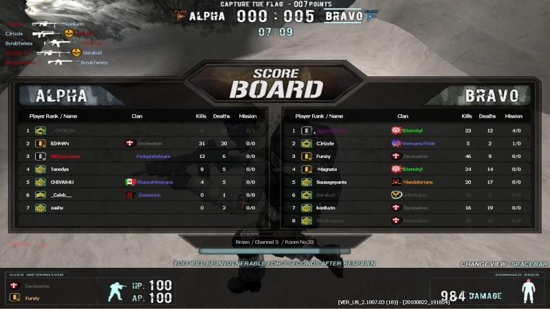 BBQSaucemix in game Combat12