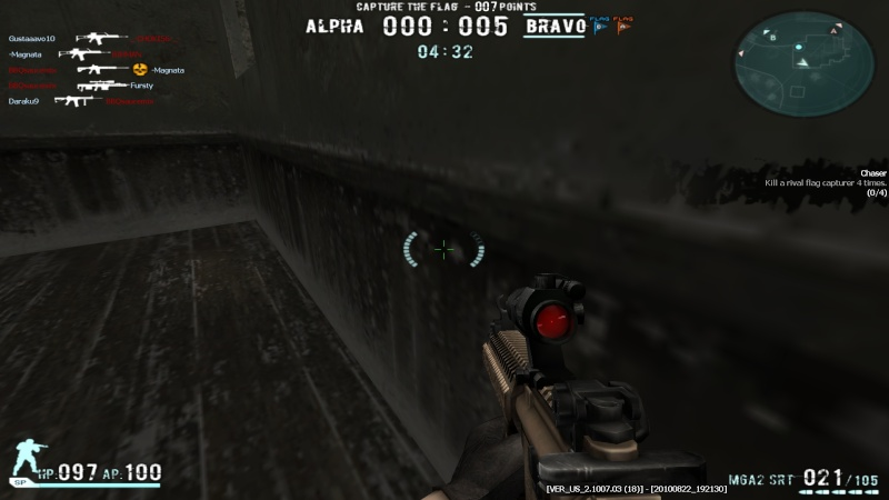 BBQSaucemix in game Combat13