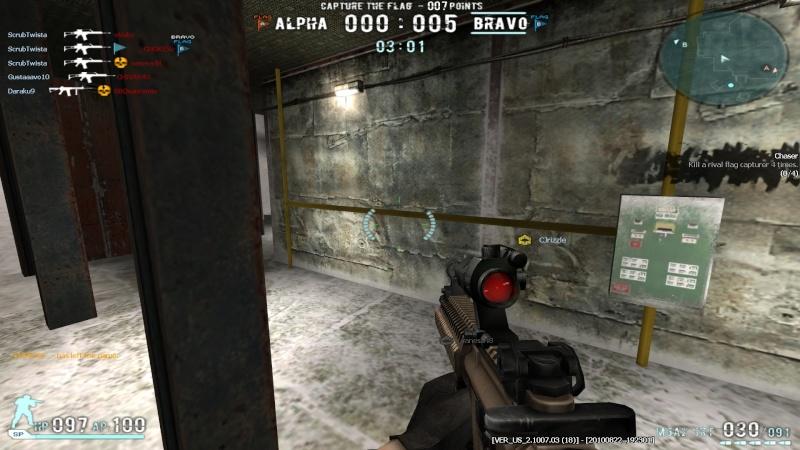 BBQSaucemix in game Combat15