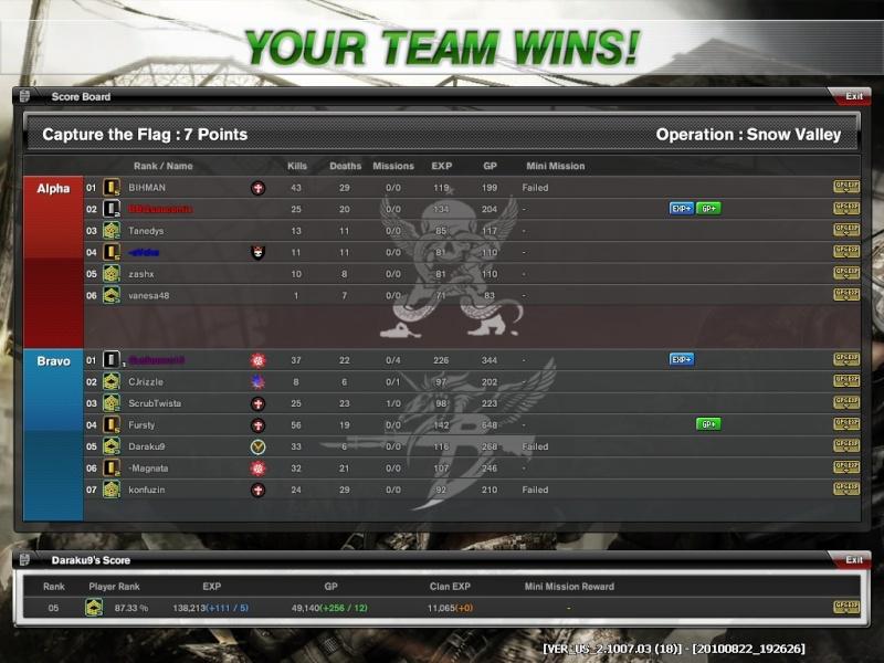 BBQSaucemix in game Combat17