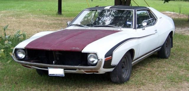 Mustang Fastback 67 1972_j10