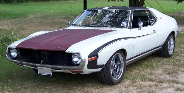 Mustang Fastback 67 1972_j11