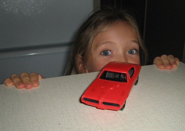 Pontiac GTO 1968 par ma niece Charlo18