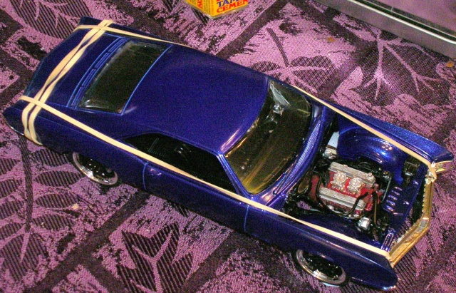 "1966 Buick Riviera Custom ""Black Panther"" terminé Rivier10"