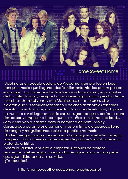"Home Sweet Home ""Season 1"" Sin_ta10"