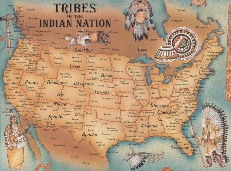 INDIAN NATION Triba_10