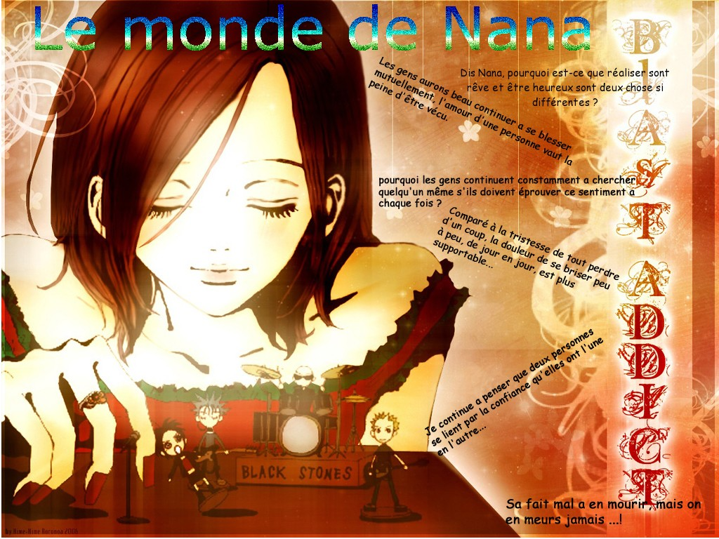 Le monde de Nana - Sweet Dreams -