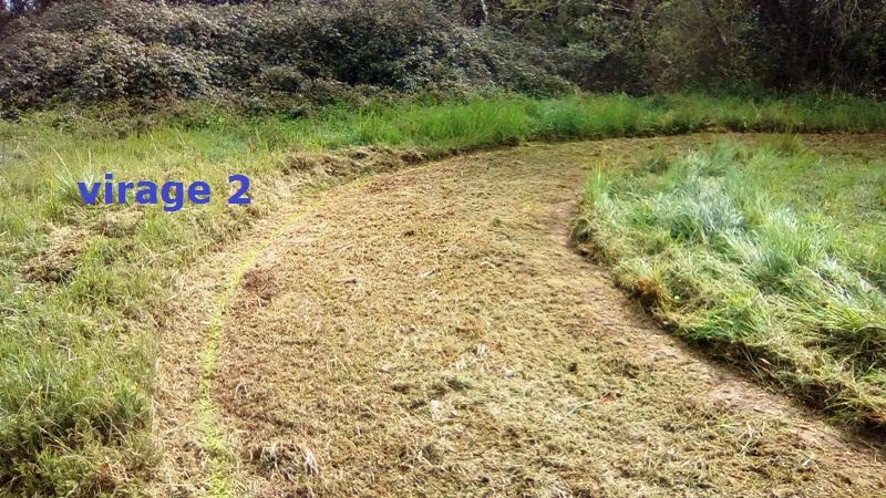 terrain moto/quad au lac 210