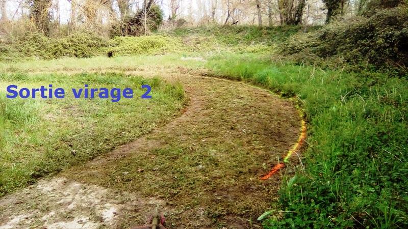 terrain moto/quad au lac 310