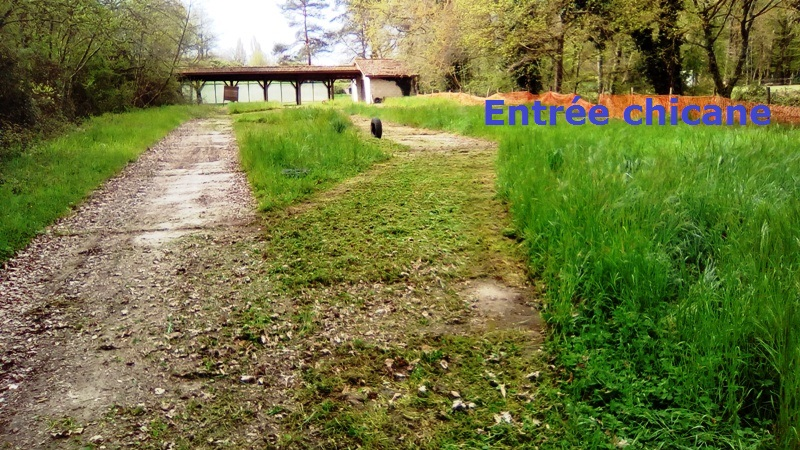 terrain moto/quad au lac 610