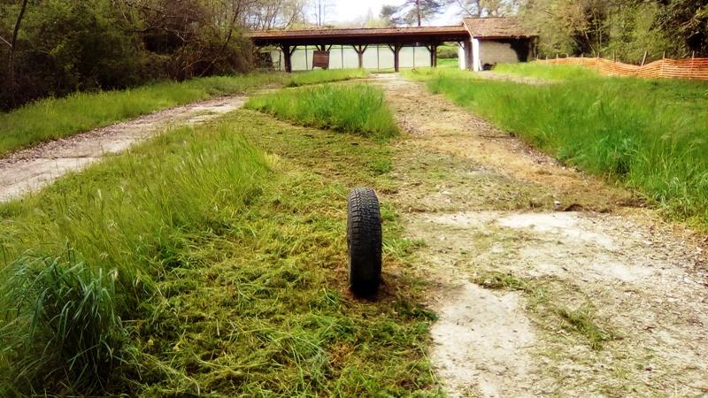 terrain moto/quad au lac 710
