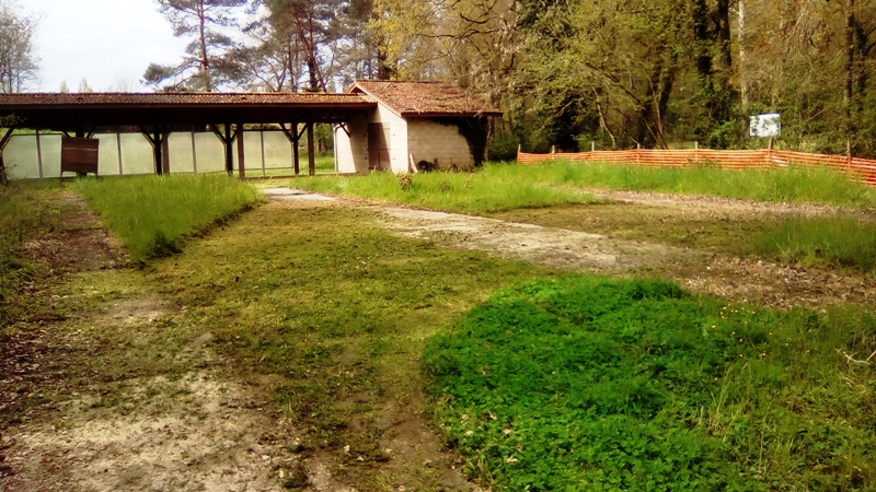 terrain moto/quad au lac 810