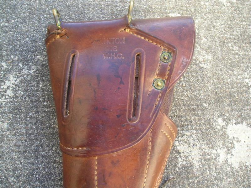 Les holsters pour 1911 et 1911A1 P1010031