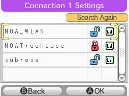 [Général / Livebox - Freebox] Configurer sa connexion Wi-Fi avec la DS Wif10