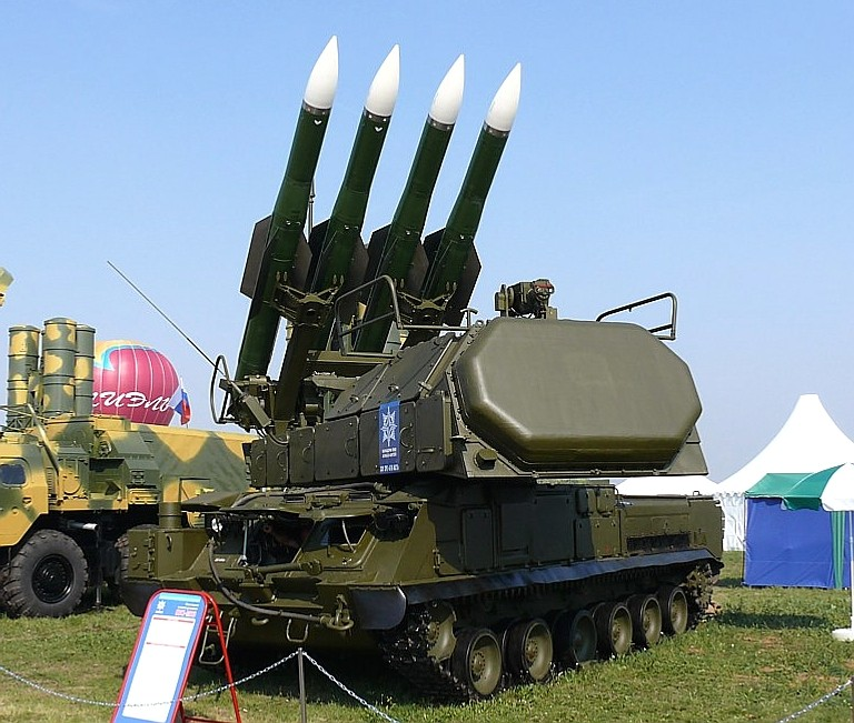 BUK SAM system Thread 9a317e10