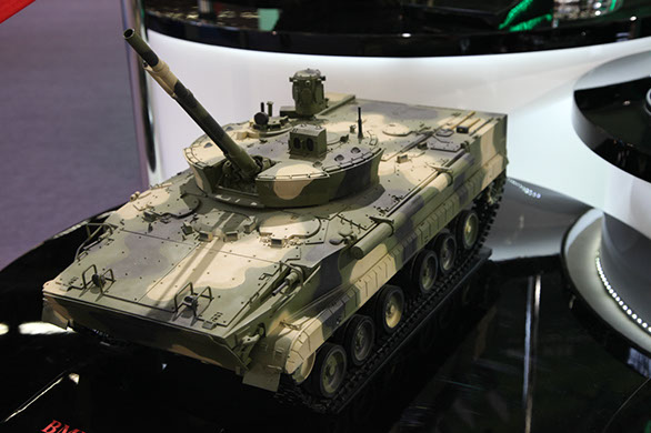 The New Arena active protection system _0108310