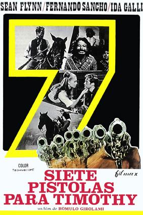 7 colts du tonnerre ( Sette magnifiche pistole ) –1966- Romolo GIROLAMI 7_colt10