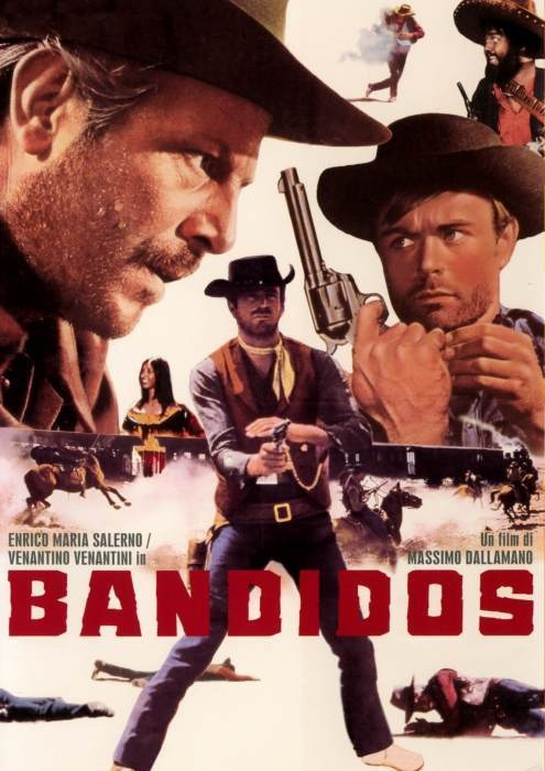 Bandidos - Crepa tu… che vivo io - 1967 - Massimo Dallamano (Max Dilman) Bandid12