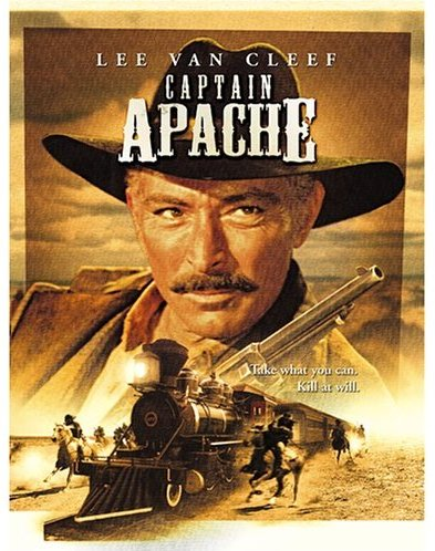 Captain Apache (April Morning) -1971-  Alexander SINGER Captai11