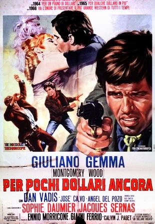3 cavaliers pour Fort Yuma . Per Pochi Dollari Ancora . 1966 . Giorgio Ferroni. Fort_y12