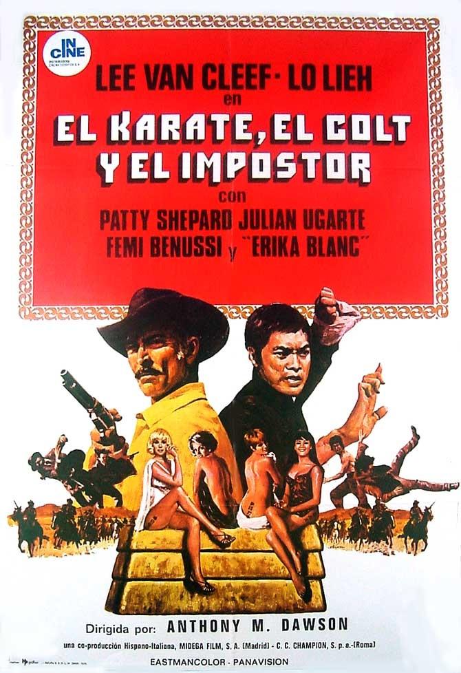 La brute , le colt et le karaté . 1974 . Antonio Margheriti La_bru12