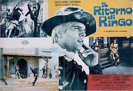 Le retour de Ringo - Il ritorno di Ringo - 1965 - Duccio Tessari Le_ret12