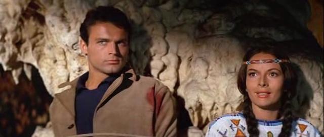 Le trésor des montagnes bleues - Winnetou - 2. Teil - 1964 - Harald Reinl Le_tra16