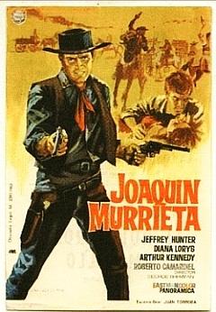 Murieta! - Joaquín Murrieta - 1964 - George Sherman Murrie10