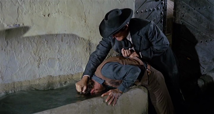 Mon Colt fait la loi - Le pistole non discutono - Mario Caiano - 1963 Trempe10
