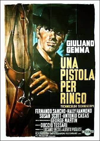Un pistolet pour Ringo - Una Pistola per Ringo - 1965 - Duccio Tessari Un_pis10
