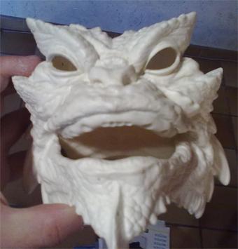 Gremlins 2 Mohawk 8-face10