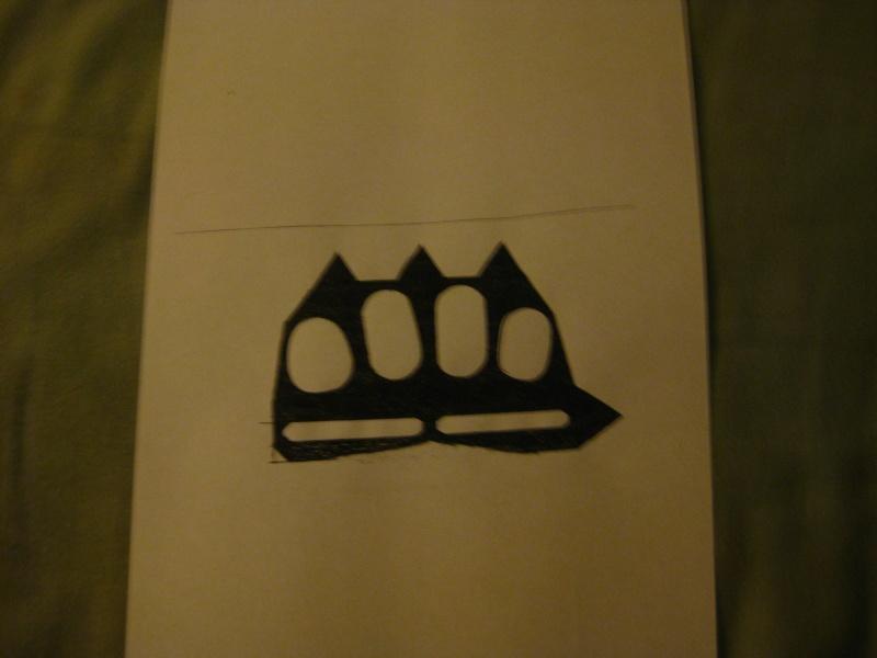 KnuckleDuster Design  01610