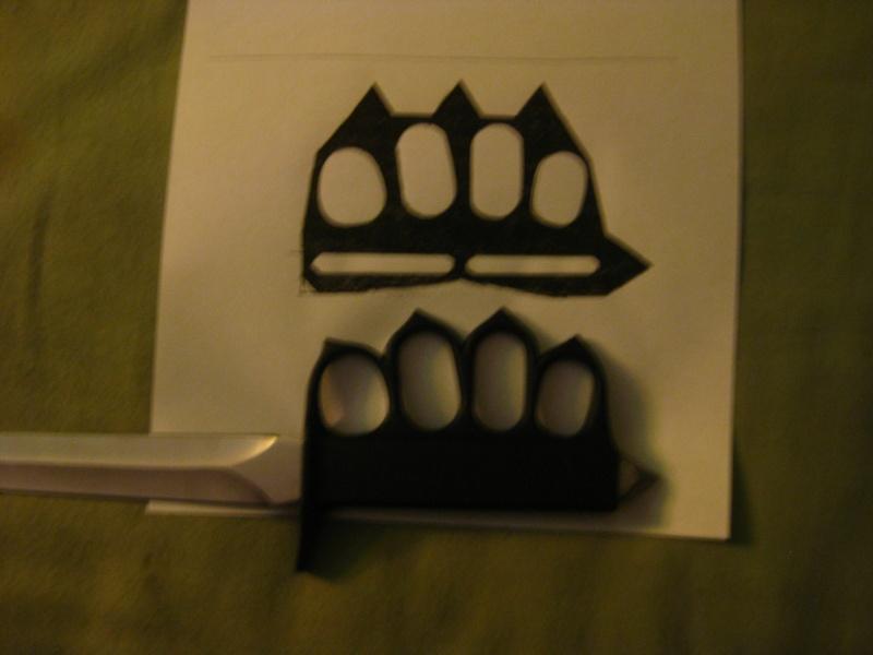 KnuckleDuster Design  01811
