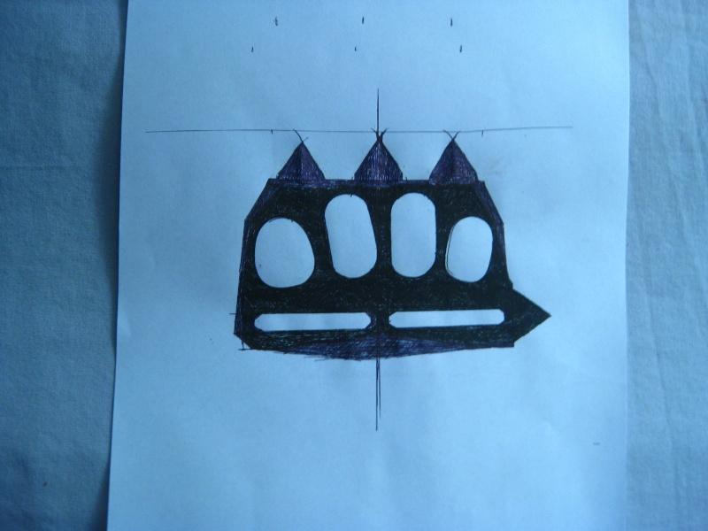 KnuckleDuster Design  02710