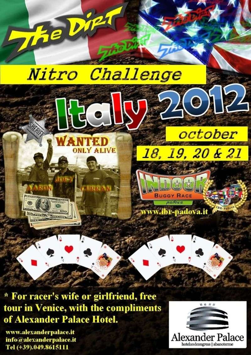 Davy Bales en Italie, au Dirt Nitro Challenge en... Italie! 1d1110
