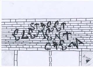 K-mron Graffiti *GALERIE* (new graff) Tag_se12