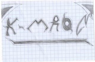 K-mron Graffiti *GALERIE* (new graff) Tag_se13